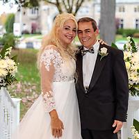 Don and Luciene Schiarizzi Wedding Day 10-24-20