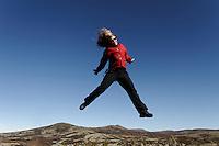 Jump around at Dovre..Storhaugen..