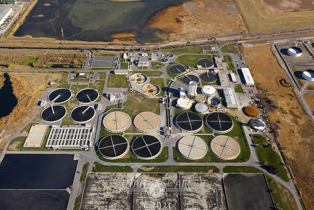 Waste water reclamation facitily