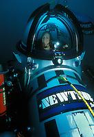 Dr. Sylvia Earle in Deep Worker