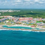 Hard Rock hotel. Riviera Maya, Mexico.