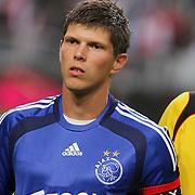 NLD/Amsterdam/20080808 - LG Tournament 2008 Amsterdam, Ajax v Arsenal, Klaas Jan Huntelaar