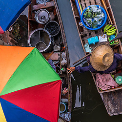 Thailand - Tha Kha Floating Market
