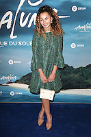 Ella Eyre, Cirque du Soleil Amaluna - opening night, Royal Albert Hall, London UK, 12 January 2017, Photo by Richard Goldschmidt