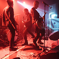 Federal Charm performing live on The Roadstars Tour at The Bodega, Nottingham, 2016-11-21