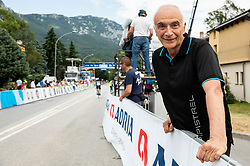 Ivo Boscarol of Pipistrel during 4th Stage of 26th Tour of Slovenia 2019 cycling race between Nova Gorica and Ajdovscina (153,9 km), on June 22, 2019 in Slovenia. Photo by Vid Ponikvar / Sportida