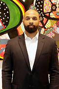 May 14, 2014- Harlem, New York-United States: Director Muta' Ali Muhammad attends the Harlem School of the Arts Jump and Wave Benefit held at the Harlem School of the Arts- The Herb Alpert Center on May 18, 2017 in Harlem, New York City. Harlem School of the Arts enriches the lives of young people and their families through world-class training in and exposure to the arts across multiple disciplines in an environment that emphasizes rigorous training, stimulates creativity, builds self-confidence, and adds a dimension of beauty to their lives.(Photo by Terrence Jennings/terrencejennings.com)