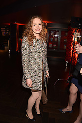 Kate Williams at the Costa Book Awards 2017 held at  Quaglino's, 16 Bury Street, London England. 30 January 2018.