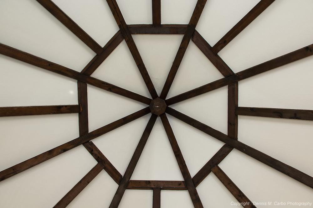 Schaefer Estate - Turret Ceiling