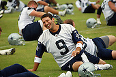 2008 Cowboys Camp  Day 2