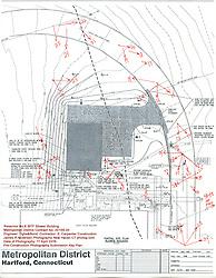 MDC Reservoir No. 6 WTF Blower Building Contract # 2015B-25 Key Plan