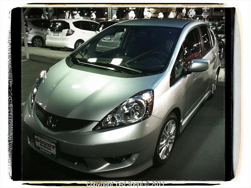 New 2011 Honda Fit