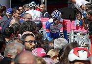 Thibaut Pinot (FRA - Groupama - FDJ) during the 101th Tour of Italy, Giro d'Italia 2018, stage 10, Penne - Gualdo Tadino 239 km on May 15, 2018 in Italy - Photo Roberto Bettini / BettiniPhoto / ProSportsImages / DPPI