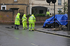 Three Dead in Horror Crash