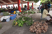 South Pacific, The Republic of Vanuatu, Port Vila Market