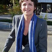 NLD/Hilversum/20111104- Perspresentatie najaar 2011 / 2012 omroep Max, Martine van Os