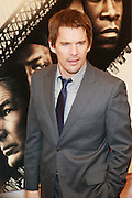 2 March 2010 New York, NY-  Ethan Hawke at Premiere of Overture Films' ' Brooklyn's Finest ' held at AMC Loews Lincoln Square Theatre on March 2, 2010 in New York City.