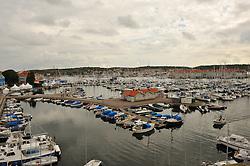 The harbour at Marstrand, Sweden. Photo: Chris Davies/WMRT