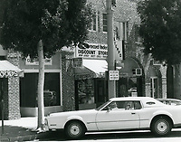 1977 A1 Record finders on Larchmont Blvd.