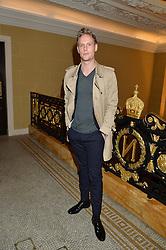 JACK FOX at the Lancôme BAFTA Dinner held at The Cafe Royal, Regent's Street, London on 6th February 2015.
