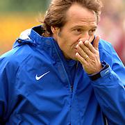 NLD/Rijnsburg/20060830 - Training Nederlands Elftal, assistent trainer John van 't Schip