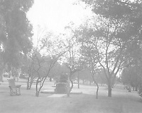 1925 Barbecue and the putting green at 1847 Camino Palmero