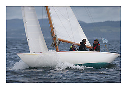 The final day of racing of the Fife Regatta on the King's Course North of Great Cumbrae<br /> <br /> Fintra, Niklaus Waser, GBR, Bermudan Sloop 6mR, Wm Fife 3rd, 1928<br /> * The William Fife designed Yachts return to the birthplace of these historic yachts, the Scotland's pre-eminent yacht designer and builder for the 4th Fife Regatta on the Clyde 28th June–5th July 2013<br /> <br /> More information is available on the website: www.fiferegatta.com