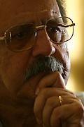 Belo Horizonte_MG, Brasil...Retrato do ex-ministro Paulo Roberto Haddad...Portrait of the ex-minister Paulo Roberto Haddad...Foto: LEO DRUMOND / NITRO