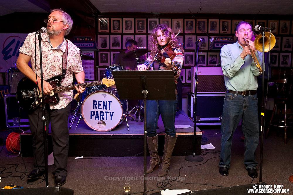 Rent Party 12-2012