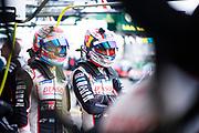 June 10-16, 2019: 24 hours of Le Mans. 8 Sébastien Buemi, Toyota Gazoo Racing, TOYOTA TS050 - HYBRID, 7 Jose Maria Lopez, Toyota Gazoo Racing, TOYOTA TS050 - HYBRID