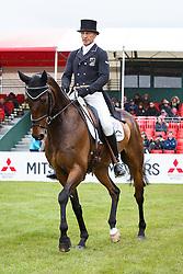 Nicholson Andrew, (NZL), Calico Joe<br /> Dressage<br /> Mitsubishi Motors Badminton Horse Trials - Badminton 2015<br /> © Hippo Foto - Libby Law<br /> 08/05/15