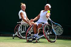 2013 Wimbledon Wheelchair Tennis Doubles