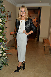 KIMBERLEY GARNER at a private view of the Beulah Winter Autumn Winter collection entitled 'Chrysalis' held at The South Kensington Club, London SW7 on 24th September 2015.