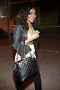 """Janelle Snowden at The YRB Magazine's """" How You Rock It 3 """" with a special performance by Busta Ryhmes and hosted by YRB held at M2 Lounge on May 19, 2009 in New York City."""