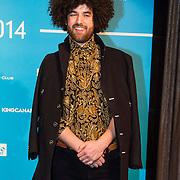 NLD/Amsterdam//20140331 - Uitreiking Edison Pop 2014, Rilan Ramhane