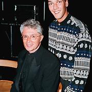 Jacques d'Ancona en vriend Hans