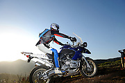 R1200GS competing at 2009 Rawhyde Adventure Rider Challenge