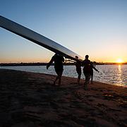 02/15/2020 - Rowing Scrimmage v UCSD/USD