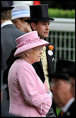 Queen at Ascot  20-6-12
