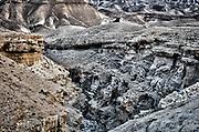 Negev Desert Landscape