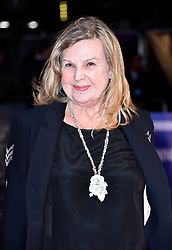 Ann Mitchell arriving for the 62nd BFI London Film Festival Opening Night Gala screening of Widows held at Odeon Leicester Square, London.