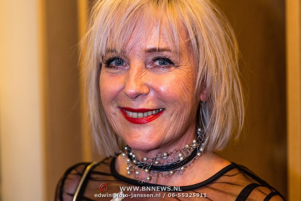 NLD/Utrecht20170213 - Première van Adèle Conny Jasperina – De Grote Drie       21420, Inge Ipenburg NLD/Utrecht20170213 - Première van Adèle Conny Jasperina – De Grote Drie, Inge Ipenburg
