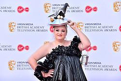 Daisy May Cooper attending the Virgin Media BAFTA TV awards, held at the Royal Festival Hall in London.