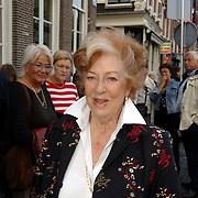 NLD/Amsterdam/20061001 - Uitreiking Blijvend Applaus prijs 2006, Ellen Vogel