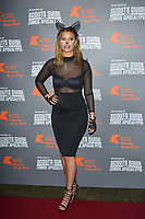 Ferne McCann  at The KISS FM Haunted House Party  at the SSE Wembley Arena in London, England. England. photo by brian jordan