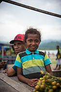 Alcamera Abubakar, age 7, in Vanimo, Papua New Guinea.