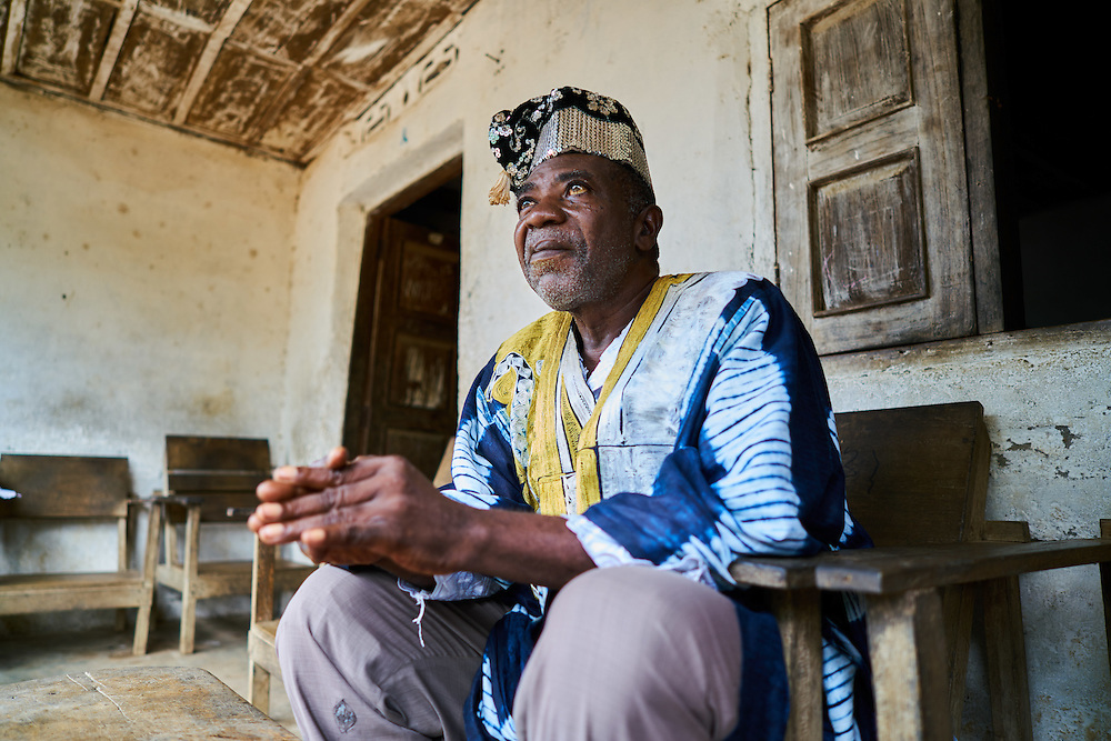 """Quote:    Ebola is a strange sickness. Everyone in this area is aware of the fact that Ebola is lingering in the corner, ready to jump back. One of the main foods of Ebola is forgetfulness""""."""