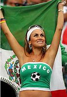 Fan Mexiko v, fans , illustrasjon<br />