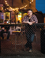 Mike Sorboro of Mikey's Late Night Slice for the the 2014 Tastemakers. (Will Shilling/Crave)