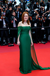 Julianne Moore attends the opening ceremony and screening of The Dead Don't Die during the 72nd Cannes Film Festival on May 14, 2019 in Cannes, France. Photo by Ammar Abd Rabbo/ABACAPRESS.COM